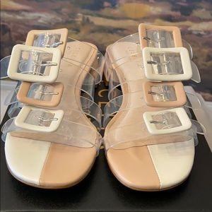 BNWT Cecelia New York Lincoln Slide Sandal